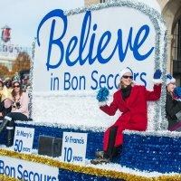 Dominion Christmas Parade 2016