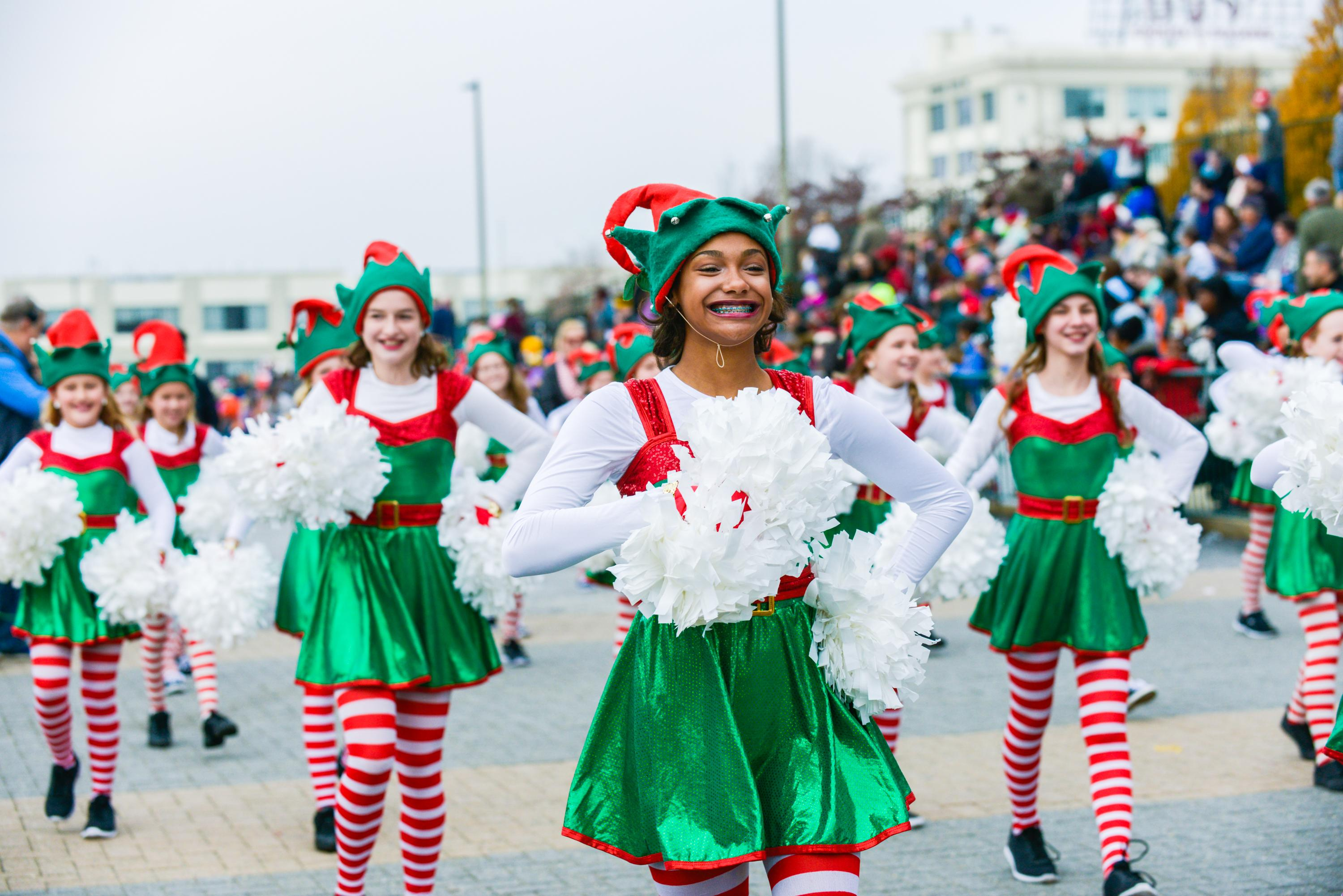 Dominion Energy Christmas Parade 2017©Caroline Martin Photography746